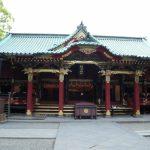 根津神社|東京都のパワースポット