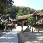 美保神社|島根県のパワースポット
