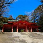 香取神宮|千葉県のパワースポット