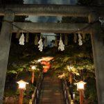 穴八幡宮|東京都のパワースポット