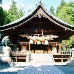 諏訪大社秋宮|長野県のパワースポット