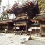 諏訪大社春宮|長野県のパワースポット