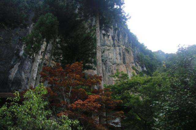 橋立鍾乳洞を探検