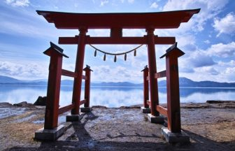 御座石神社|秋田県のパワースポット|パワースポット検索。