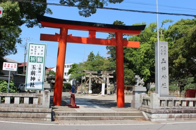 玉前神社|千葉県のパワースポット/神社|パワースポット検索/神社検索。