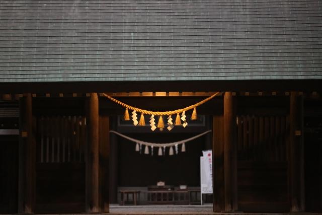 千歳神社|北海道のパワースポット|パワースポット検索。