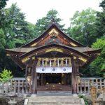 宇倍神社|鳥取県のパワースポット