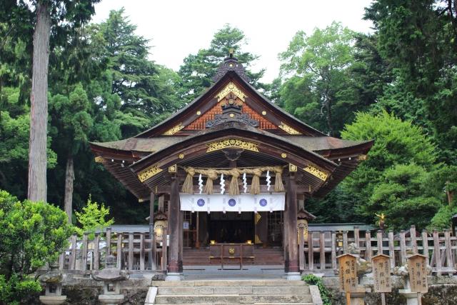 宇倍神社|鳥取県のパワースポット/神社|パワースポット検索/神社検索。