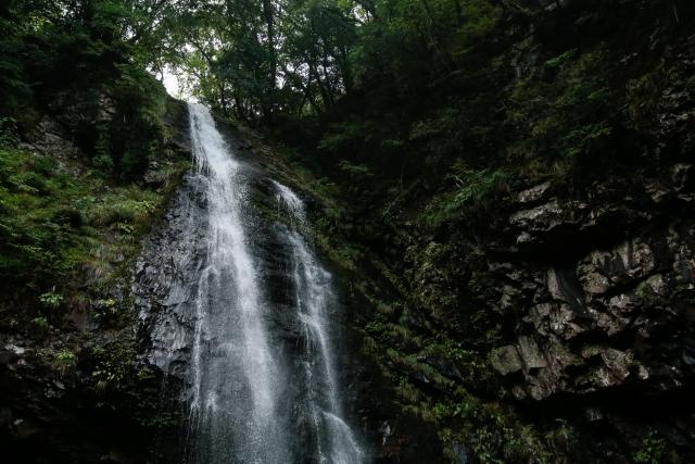 龍頭が滝|島根県のパワースポット/神社|パワースポット検索/神社検索。