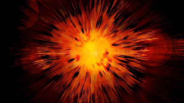 火の玉が飛び出したと伝えられる穴