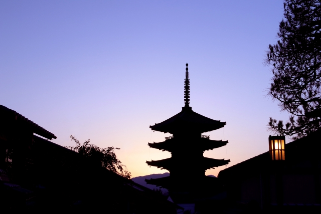 京都の月読神社には当社から勧進