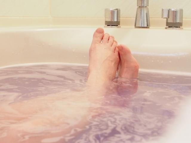 産釜と産盥は神様が入ったお風呂