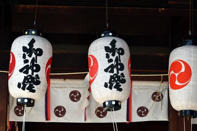 牛窓神社の個性的な社殿