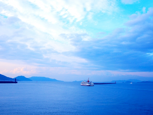 海上交通の守護神