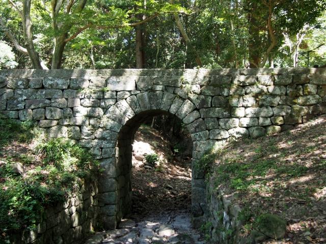 ドイツ兵によって建てられたドイツ橋
