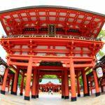 生田神社|兵庫県のパワースポット