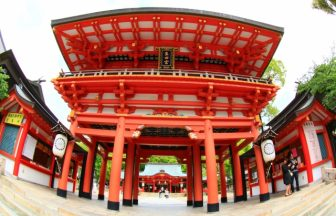 生田神社|兵庫県のパワースポット/神社|パワースポット検索/神社検索。