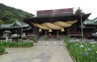 宮地嶽神社|福岡県のパワースポット|パワースポット検索。