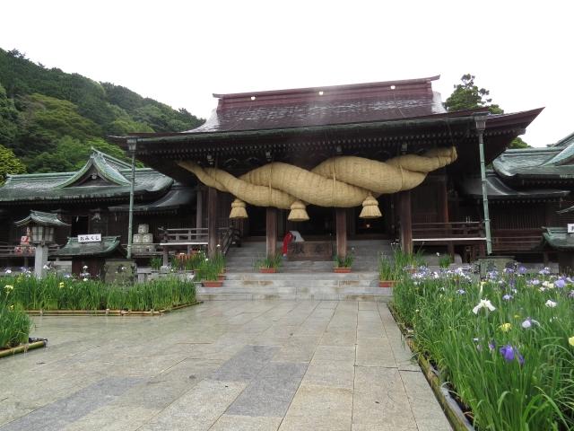 宮地嶽神社|福岡県のパワースポット/神社|パワースポット検索/神社検索。