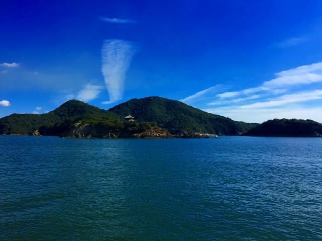 仙酔島|広島県のパワースポット/神社|パワースポット検索/神社検索。