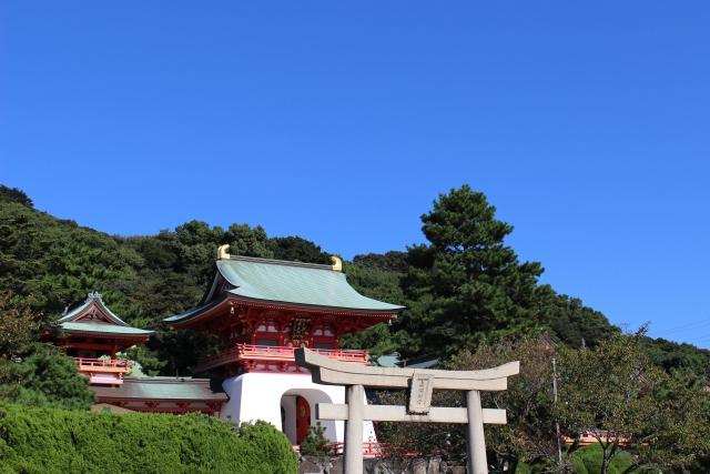 赤間神宮|山口県のパワースポット/神社|パワースポット検索/神社検索。