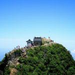 石鎚神社|愛媛県のパワースポット