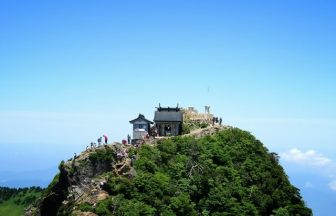 石鎚神社|愛媛県のパワースポット/神社|パワースポット検索/神社検索。
