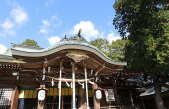 大麻比古神社|徳島県のパワースポット/神社|パワースポット検索/神社検索。