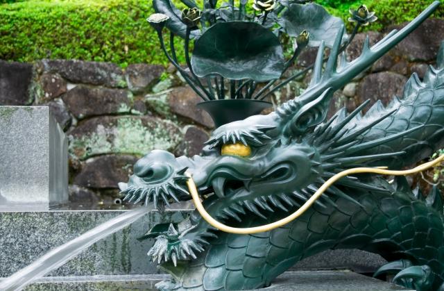 イタズラな龍の伝説