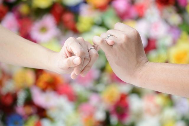 福土神社で縁結び
