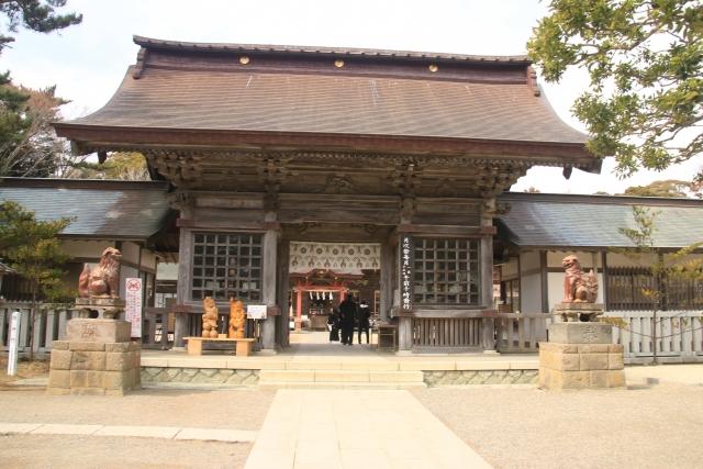 大洗磯前神社|茨城県のパワースポット/神社|パワースポット検索/神社検索。