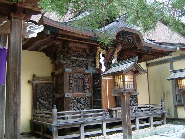 古峯神社|栃木県のパワースポット/神社|パワースポット検索/神社検索。