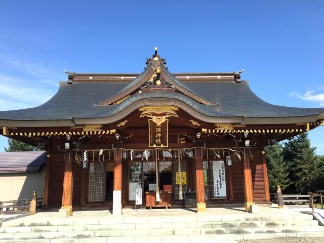 美瑛神社|北海道のパワースポット/神社|パワースポット検索/神社検索。