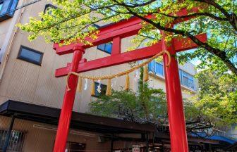 千代保稲荷神社|岐阜県のパワースポット|パワースポット検索。