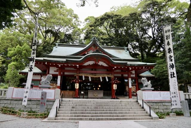 来宮神社|静岡県のパワースポット|パワースポット検索。