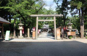 真田神社(上田市)|長野県のパワースポット|パワースポット検索。