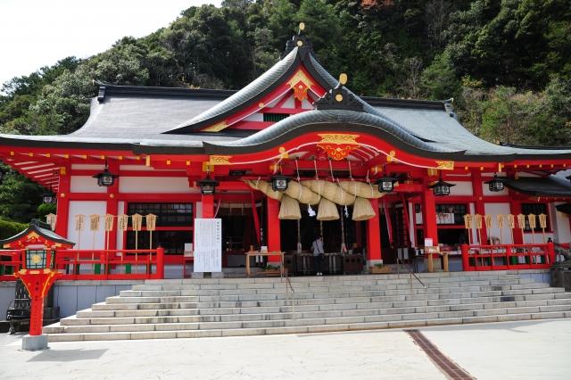 太鼓谷稲成神社|島根県のパワースポット|パワースポット検索。